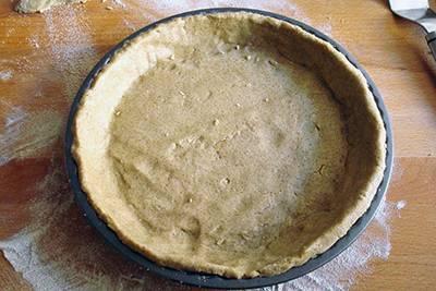 Crostata di grano saraceno 7