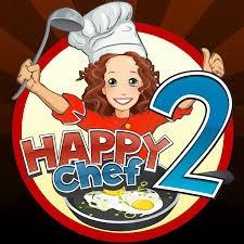 تحميل لعبة الشيف السعيد الجزء الثاني للأندرويد مجاناً Happy Chef 2 APK