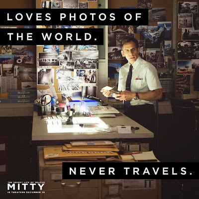 Ben Stiller as Walter Mitty official meme