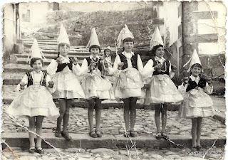 De carnaval en Candelario Salamanca