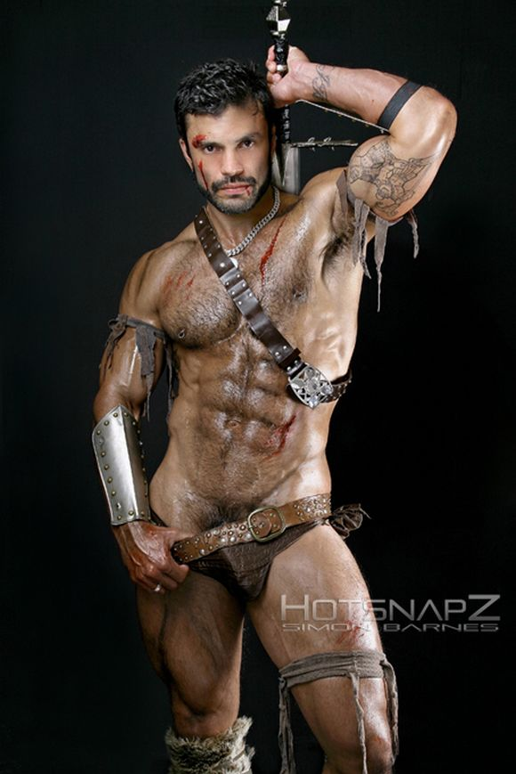 from Ernesto gay spartan
