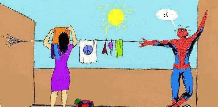 Reality of Spider man after Marriage