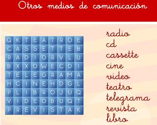 http://www.primerodecarlos.com/TERCERO_PRIMARIA/mayo/Unidad11/cono/actividades/medios_comunicaion_medios_transporte/oa02_medios_escritos_sonoros_audiovisulaes/contenido/contenido1.html