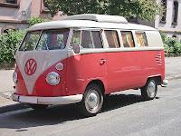 Mobil VW Volkswagen Type2 – Transporter – Kombi
