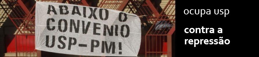 Ocupa USP Contra a Repressão