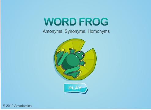http://www.abcya.com/antonyms_synonyms_homonyms.htm