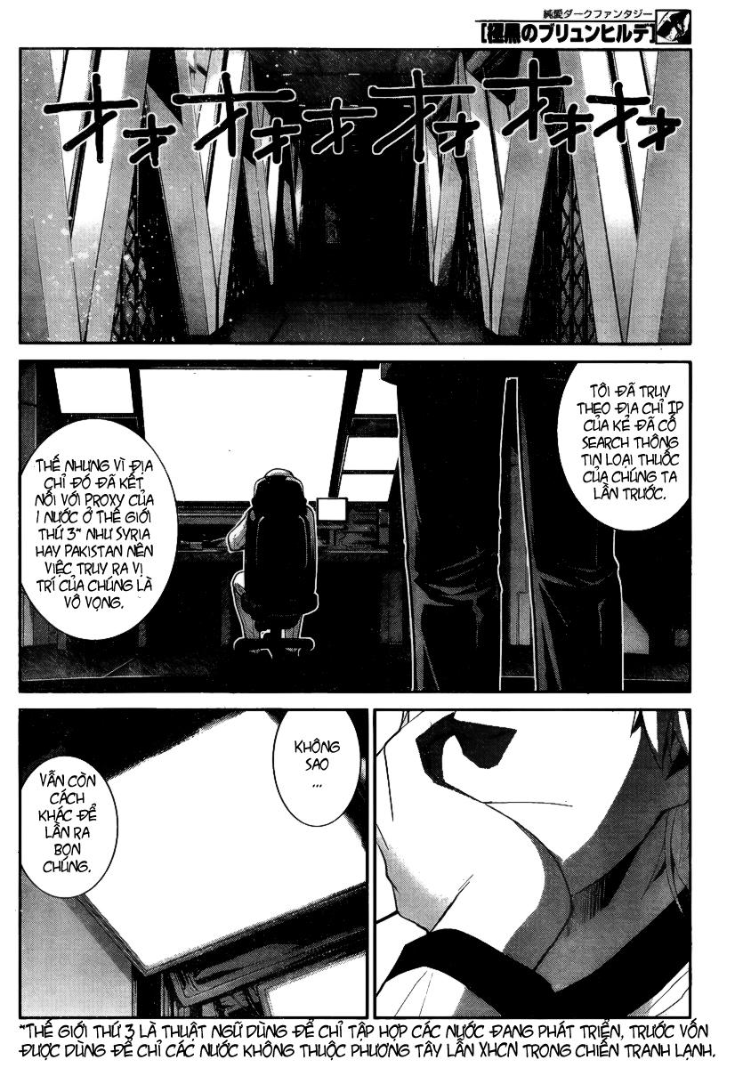 Truyện tranh Gokukoku no Brynhildr chap 12 trang 16