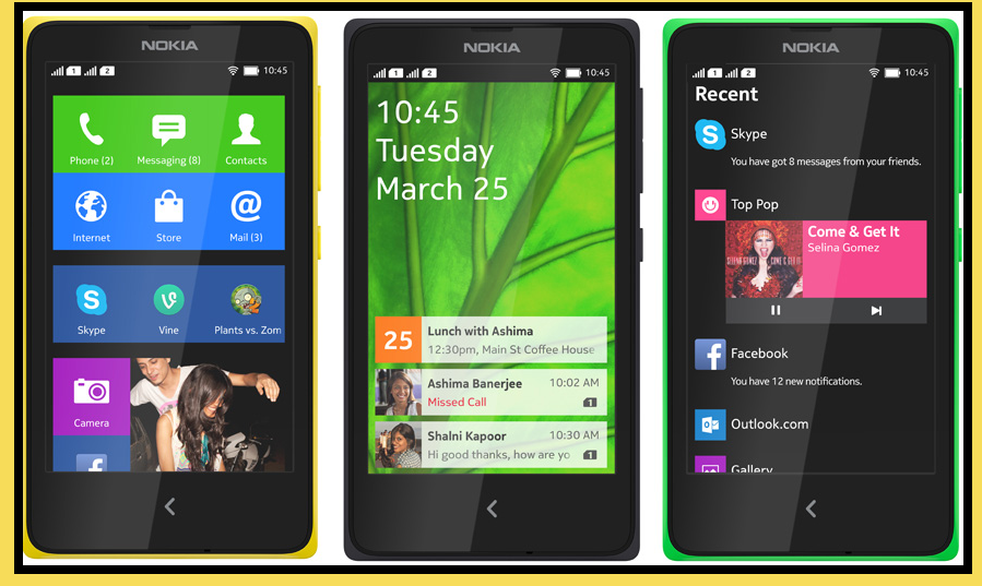 Nokia X Smartphone Review