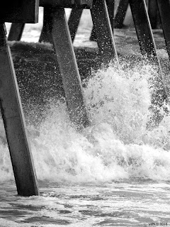 jetty splash