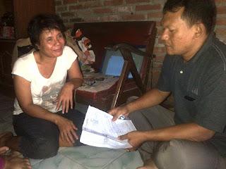 TKW Asal Setono Disiksa Di Malaysia