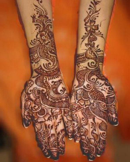 Latest Mehndi Designs for Karva Chauth ~ New Fashion Arrivals/