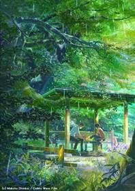 assistir - Kotonoha no Niwa - online