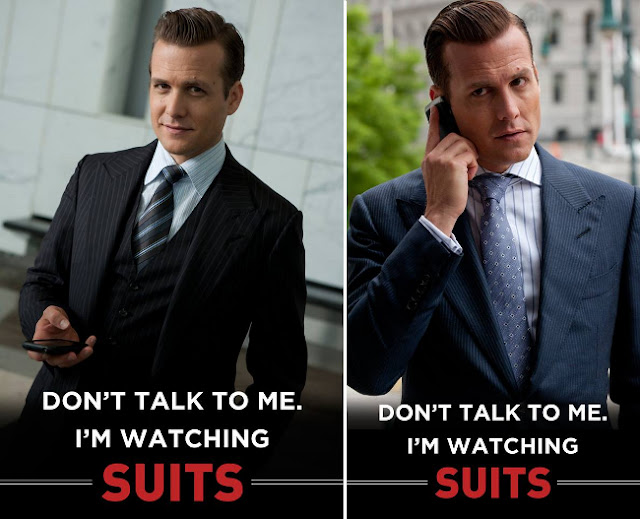 imagenes de promocion de harvey para suits