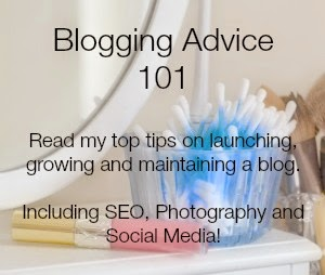 Blog Advice 101