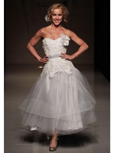 Masquerade - Stephanie Allin 2013 wedding dresses