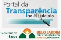 TRANSPARÊNCIA SEC. SAÚDE