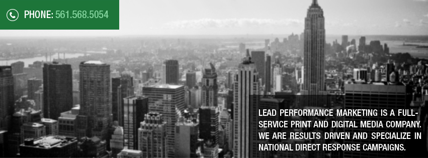 Lead Performance Marketing