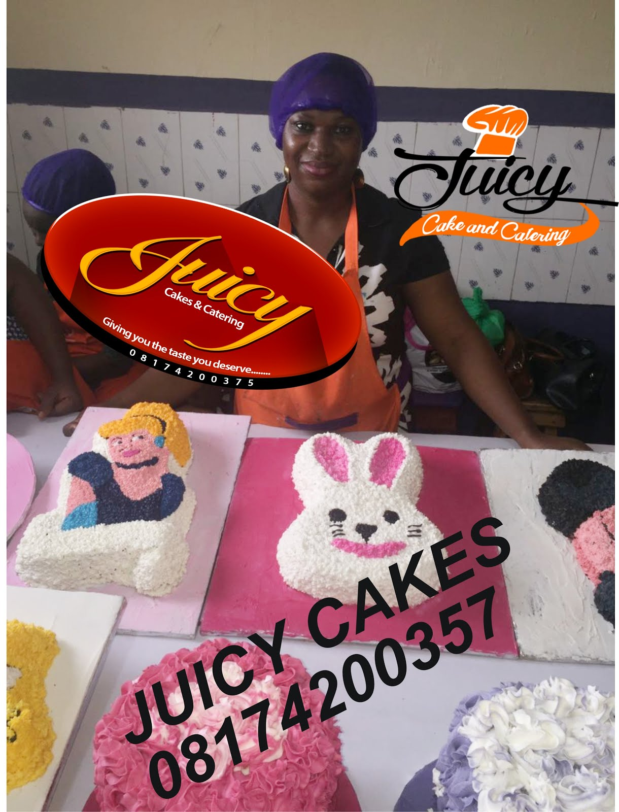 JUICY CAKES  CATERING INTRODUCING CAKE CRAFT SCHOOL COMING UP SOON