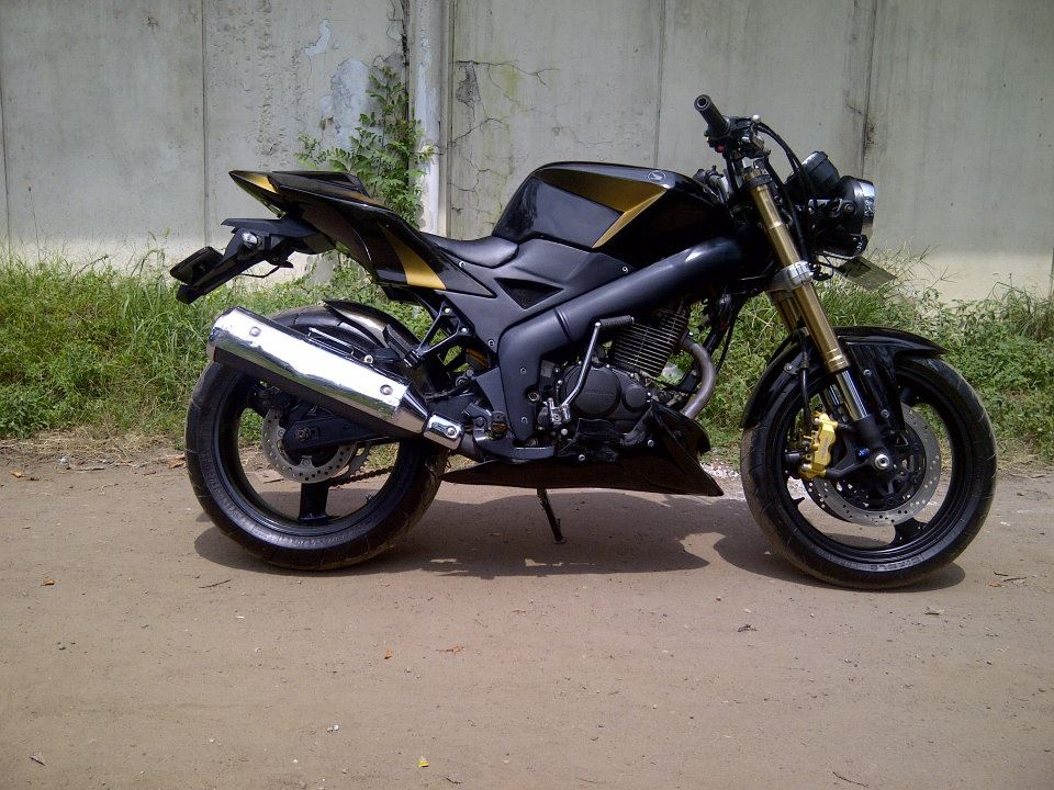 Modif Motor Yamaha Fiz R