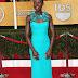 Celebrities wearing gold at SAG Awards