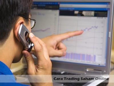 cara trading saham online