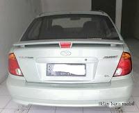 Dijual - Hyundai Avega GL 2007, iklan baris mobil gratis