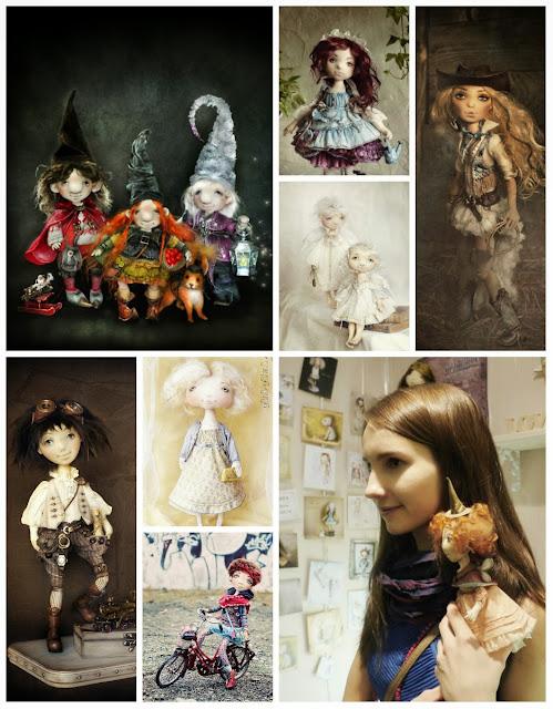 куклы Яны Яхиной