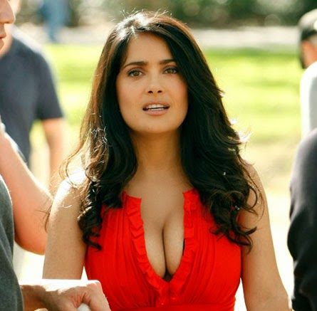 just 4 movies salma hayek