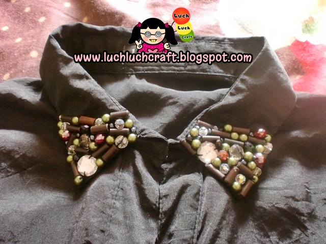 make beautiful collar