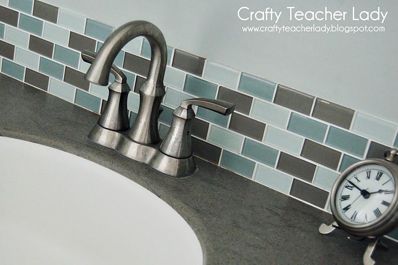 Crafty Teacher Lady The Bathroom