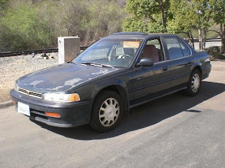 Honda Accord SE Coupe 1993