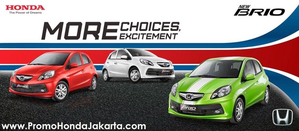 Banner Honda Brio Satya