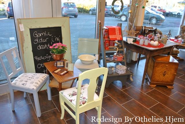 Othelies hjem: innredning og nyåpning av nms gjenbruk sin butikk i ...
