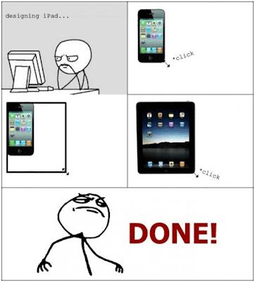 Diseñando el iPad