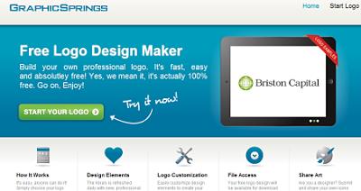 graphic spring - crea tu logo