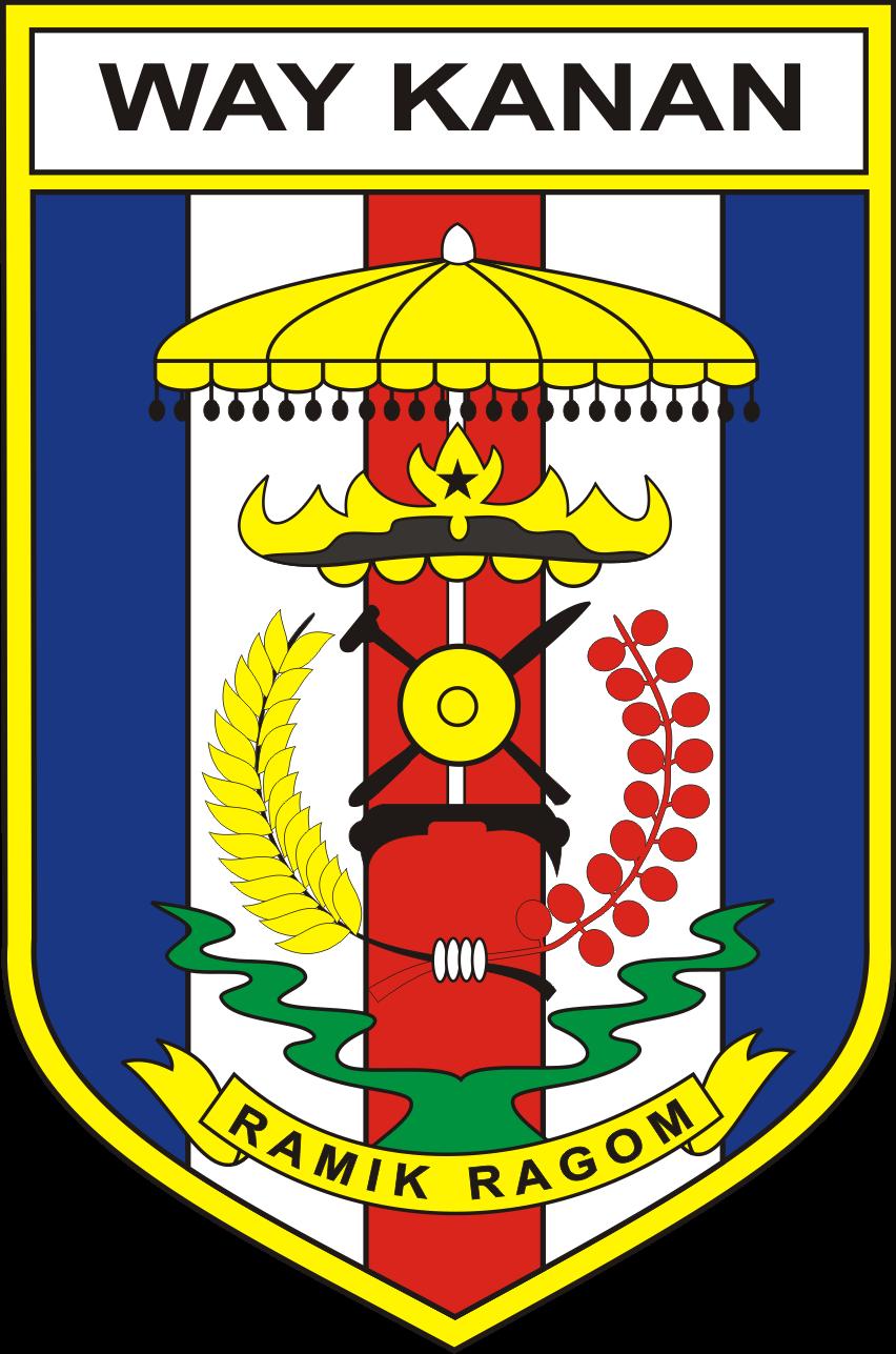 Logo Kabupaten Way Kanan Ardi La Madi S Blog