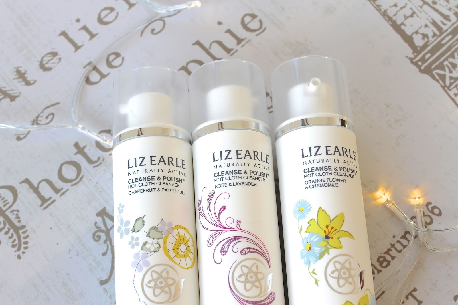 Liz Earle Cleanse & Polish naturally active