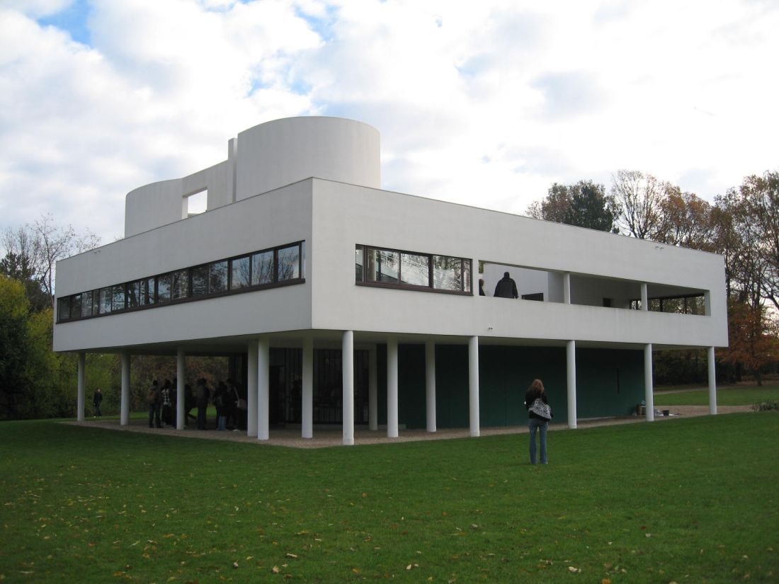 Arch 329 lain le corbusier mies van der rohe and alvar aalto modern resid - Le corbusier design style ...