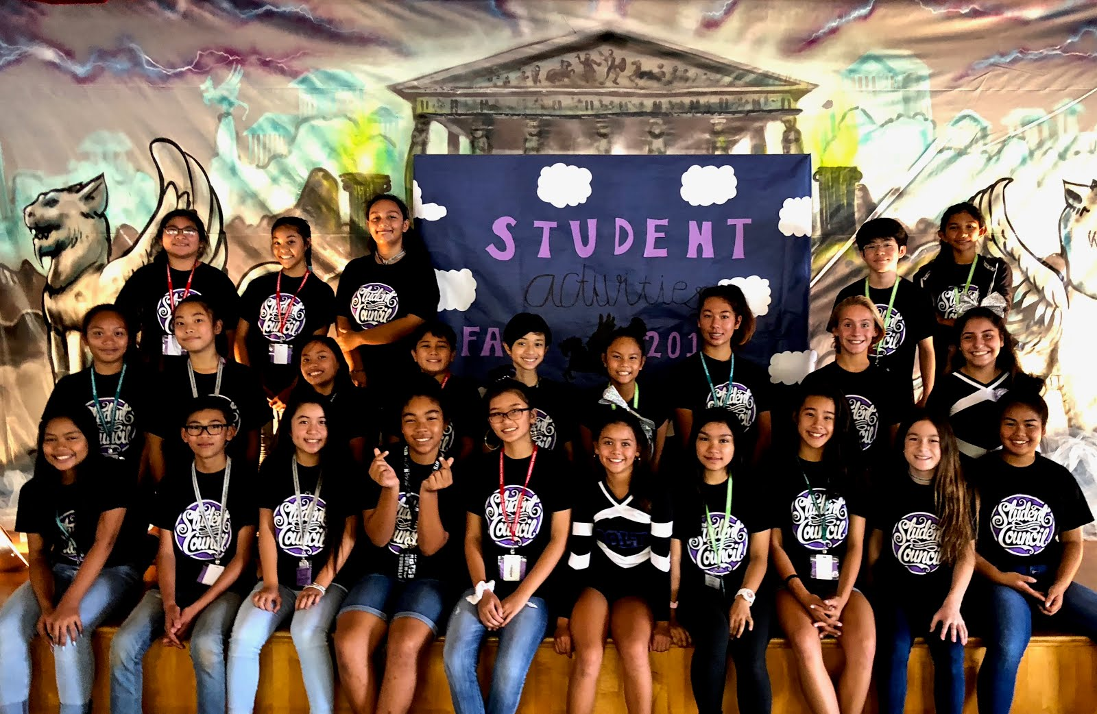 Student Council 2018-2019