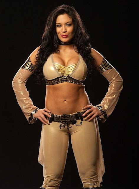 Melina in Lucha Libre USA