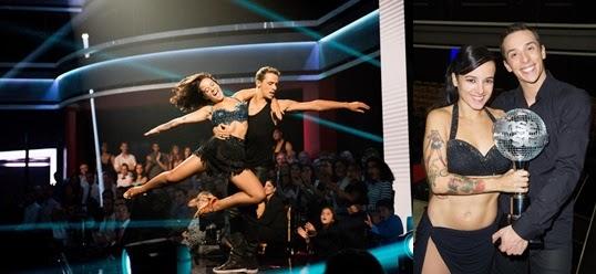 Alizee Danse avec les stars
