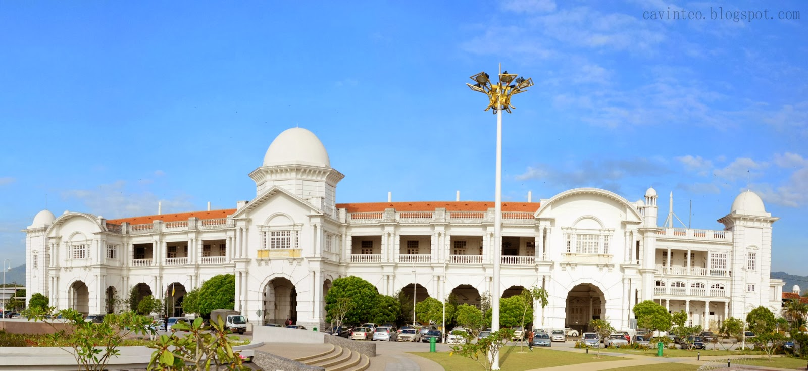 Ipoh Malaysia  city images : ... Station, War Memorial and the Ipoh Tree @ Ipoh, Perak [Malaysia