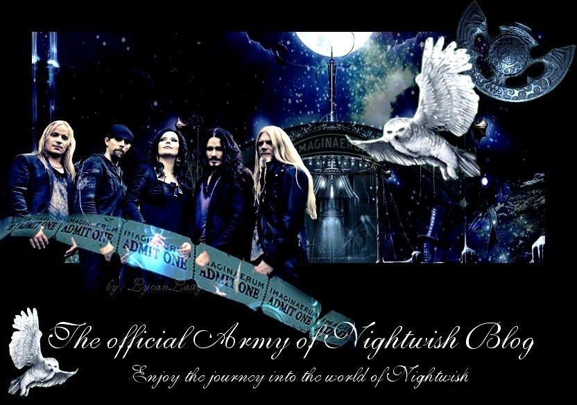 The Official Army of Nightwish Blog