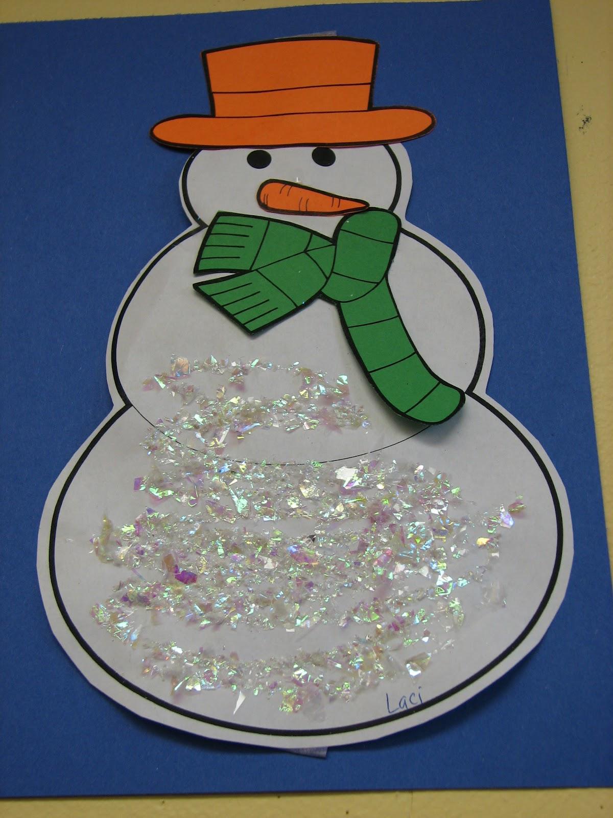Preschool Ideas For 2 Year Olds Winter Fun