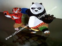 Cotillón Kung Fu Panda