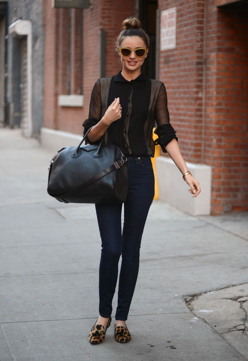 Miranda Kerr Style Flip And Style