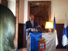 Mensagem de S.A.R. O Duque de Bragança - 5 de Outubro 2012