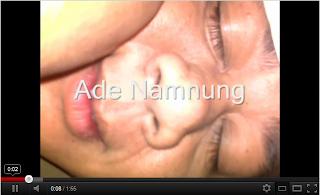 Video dan Foto Ade Namnung Meninggal Dunia