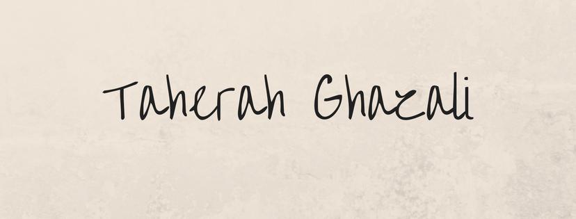 Taherah Ghazali