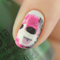 Breaking Bad Nails Teddy Bear